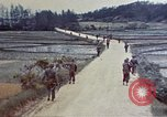 Image of Marine Reconnaissance company Okinawa Ryukyu Islands, 1945, second 16 stock footage video 65675052860