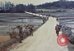 Image of Marine Reconnaissance company Okinawa Ryukyu Islands, 1945, second 18 stock footage video 65675052860