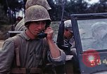 Image of Marine Reconnaissance company Okinawa Ryukyu Islands, 1945, second 33 stock footage video 65675052860
