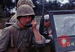 Image of Marine Reconnaissance company Okinawa Ryukyu Islands, 1945, second 34 stock footage video 65675052860