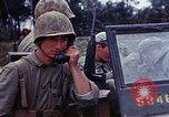 Image of Marine Reconnaissance company Okinawa Ryukyu Islands, 1945, second 35 stock footage video 65675052860