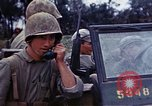 Image of Marine Reconnaissance company Okinawa Ryukyu Islands, 1945, second 36 stock footage video 65675052860