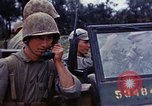 Image of Marine Reconnaissance company Okinawa Ryukyu Islands, 1945, second 37 stock footage video 65675052860