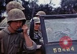 Image of Marine Reconnaissance company Okinawa Ryukyu Islands, 1945, second 39 stock footage video 65675052860
