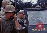Image of Marine Reconnaissance company Okinawa Ryukyu Islands, 1945, second 40 stock footage video 65675052860