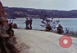 Image of Marine Reconnaissance company Okinawa Ryukyu Islands, 1945, second 41 stock footage video 65675052860
