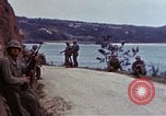 Image of Marine Reconnaissance company Okinawa Ryukyu Islands, 1945, second 47 stock footage video 65675052860
