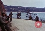 Image of Marine Reconnaissance company Okinawa Ryukyu Islands, 1945, second 50 stock footage video 65675052860