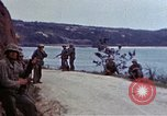 Image of Marine Reconnaissance company Okinawa Ryukyu Islands, 1945, second 51 stock footage video 65675052860