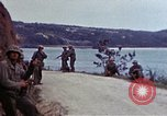 Image of Marine Reconnaissance company Okinawa Ryukyu Islands, 1945, second 52 stock footage video 65675052860