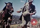 Image of 6th Marine Division 4th Marines Okinawa Ryukyu Islands, 1945, second 13 stock footage video 65675052862