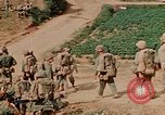 Image of 5th Marine Regiment Okinawa Ryukyu Islands, 1945, second 13 stock footage video 65675052919