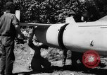 Image of Japanese suicide bomb rocket Okinawa Ryukyu Islands, 1945, second 10 stock footage video 65675052931