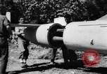 Image of Japanese suicide bomb rocket Okinawa Ryukyu Islands, 1945, second 12 stock footage video 65675052931