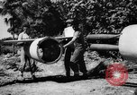 Image of Japanese suicide bomb rocket Okinawa Ryukyu Islands, 1945, second 16 stock footage video 65675052931