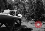 Image of Japanese suicide bomb rocket Okinawa Ryukyu Islands, 1945, second 37 stock footage video 65675052931