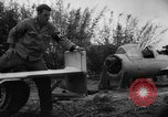 Image of Japanese suicide bomb rocket Okinawa Ryukyu Islands, 1945, second 47 stock footage video 65675052931