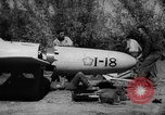 Image of Japanese suicide bomb rocket Okinawa Ryukyu Islands, 1945, second 48 stock footage video 65675052931