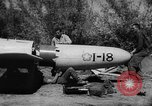 Image of Japanese suicide bomb rocket Okinawa Ryukyu Islands, 1945, second 50 stock footage video 65675052931