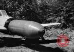 Image of Japanese suicide bomb rocket Okinawa Ryukyu Islands, 1945, second 55 stock footage video 65675052931