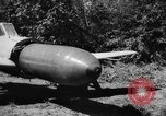 Image of Japanese suicide bomb rocket Okinawa Ryukyu Islands, 1945, second 56 stock footage video 65675052931