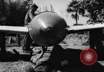 Image of Japanese suicide bomb rocket Okinawa Ryukyu Islands, 1945, second 58 stock footage video 65675052931