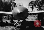 Image of Japanese suicide bomb rocket Okinawa Ryukyu Islands, 1945, second 60 stock footage video 65675052931