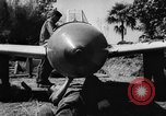 Image of Japanese suicide bomb rocket Okinawa Ryukyu Islands, 1945, second 61 stock footage video 65675052931