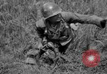 Image of 305th Infantry 77th Division Yuza Okinawa Ryukyu Islands, 1945, second 32 stock footage video 65675052957