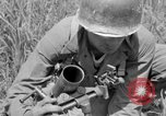 Image of 305th Infantry 77th Division Yuza Okinawa Ryukyu Islands, 1945, second 37 stock footage video 65675052957