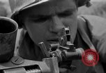 Image of 305th Infantry 77th Division Yuza Okinawa Ryukyu Islands, 1945, second 50 stock footage video 65675052957