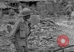 Image of 305th Infantry 77th Division Yuza Okinawa Ryukyu Islands, 1945, second 10 stock footage video 65675052963