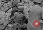 Image of 305th Infantry 77th Division Yuza Okinawa Ryukyu Islands, 1945, second 14 stock footage video 65675052963