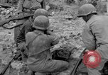 Image of 305th Infantry 77th Division Yuza Okinawa Ryukyu Islands, 1945, second 16 stock footage video 65675052963