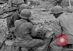 Image of 305th Infantry 77th Division Yuza Okinawa Ryukyu Islands, 1945, second 17 stock footage video 65675052963