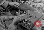 Image of 305th Infantry 77th Division Yuza Okinawa Ryukyu Islands, 1945, second 19 stock footage video 65675052963