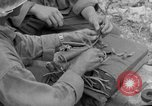 Image of 305th Infantry 77th Division Yuza Okinawa Ryukyu Islands, 1945, second 22 stock footage video 65675052963