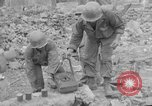 Image of 305th Infantry 77th Division Yuza Okinawa Ryukyu Islands, 1945, second 29 stock footage video 65675052963