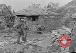 Image of 305th Infantry 77th Division Yuza Okinawa Ryukyu Islands, 1945, second 36 stock footage video 65675052963