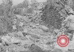 Image of 305th Infantry 77th Division Yuza Okinawa Ryukyu Islands, 1945, second 37 stock footage video 65675052965
