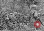 Image of 305th Infantry 77th Division Yuza Okinawa Ryukyu Islands, 1945, second 55 stock footage video 65675052965