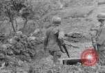 Image of 305th Infantry 77th Division Yuza Okinawa Ryukyu Islands, 1945, second 57 stock footage video 65675052965