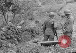 Image of 305th Infantry 77th Division Yuza Okinawa Ryukyu Islands, 1945, second 60 stock footage video 65675052965