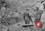 Image of 305th Infantry 77th Division Yuza Okinawa Ryukyu Islands, 1945, second 62 stock footage video 65675052965