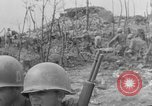 Image of 305th Infantry 77th Division Yuza Okinawa Ryukyu Islands, 1945, second 14 stock footage video 65675052966