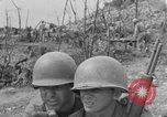 Image of 305th Infantry 77th Division Yuza Okinawa Ryukyu Islands, 1945, second 16 stock footage video 65675052966