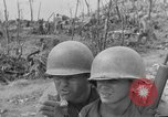 Image of 305th Infantry 77th Division Yuza Okinawa Ryukyu Islands, 1945, second 17 stock footage video 65675052966