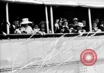 Image of steamer Great Northern arrives in Hawaii Honolulu Hawaii USA, 1919, second 33 stock footage video 65675052975