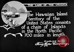 Image of steamer Great Northern arrives in Hawaii Honolulu Hawaii USA, 1919, second 57 stock footage video 65675052975