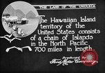 Image of steamer Great Northern arrives in Hawaii Honolulu Hawaii USA, 1919, second 60 stock footage video 65675052975